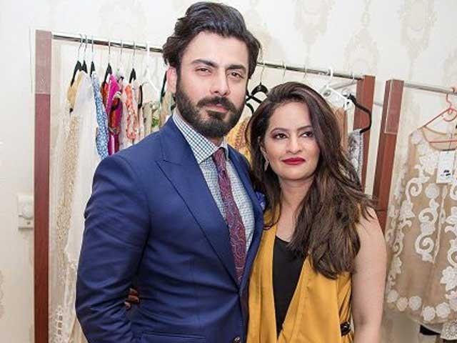 فواد خان اور صدف 2005 میں شادی کی تھیئم ، ان کی دوائیاں نام ایان اور ایلائنا ہیں