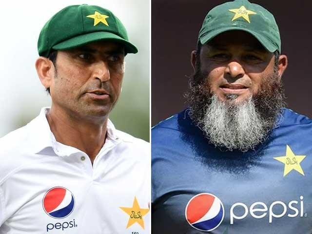 سابق کپتان یونس خان کے ساتھ بیٹنگ کوچ کا  معاہدہ دورہ انگلینڈ تک کا تھ، پی سی بی ذرائع . فوٹو : فائل