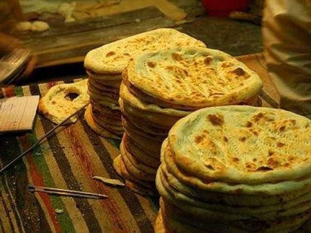روٹی کی قیمت 20 سے 30 روپے کی جائے، نان بائیان.