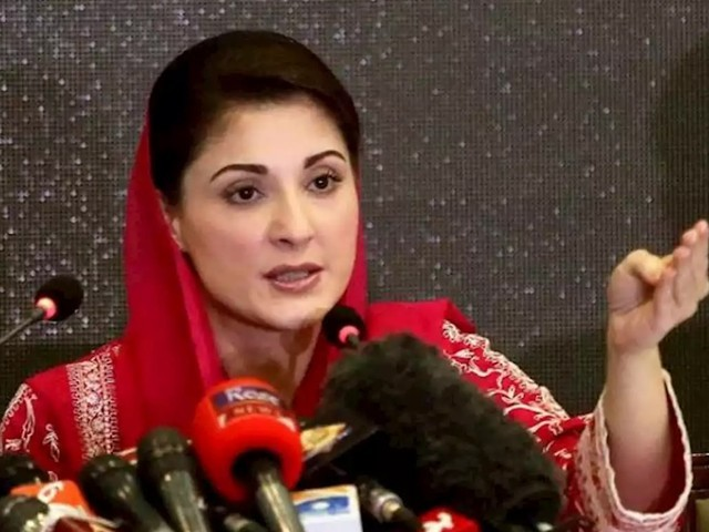 این آر او کی ضرورت عمران خان کو ہے کسی اور کو نہیں ، مریم نواز فوٹو: فائل