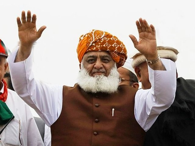 پی ڈی ایم اس نااہل اور ناجائز حکومت کے خلاف پوری قوم میں بیداری کا سبب بن رہی ہے، مولانا فضل الرحمان: فوٹو: فائل