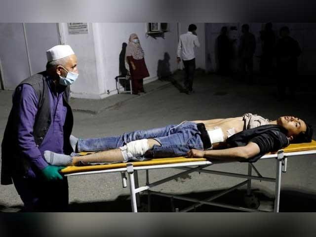 مغربی کابل میں ہونے والے دھماکے میں 18 اموات اور متعدد افراد کے زخمی ہونے کی تصدیق ہوچکی ہے(فوٹو، رائٹرز)