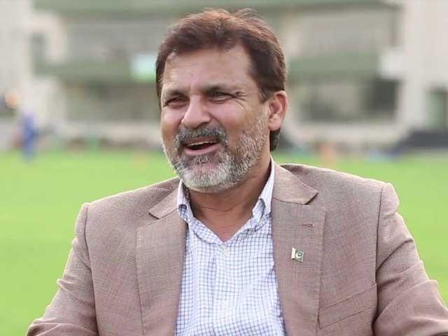 اصل مقابلہ ساؤتھ افریقہ کی ٹیم سے ہو گا وہ پاکستان کے مقابلے میں زیادہ مضبوط ہے، سابق کپتان . فوٹو : فائل