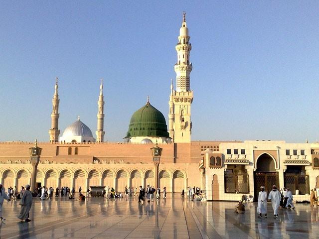 33 ممالک کے معتمرین کو سعودی عرب آنے کی اجازت ہوگی، فوٹو : فائل