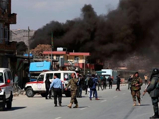 سیکیورٹی فورسز کی کارروائی میں 4 دہشت گرد بھی مارے گئے، پولیس چیف خوست۔ فوٹو : فائل