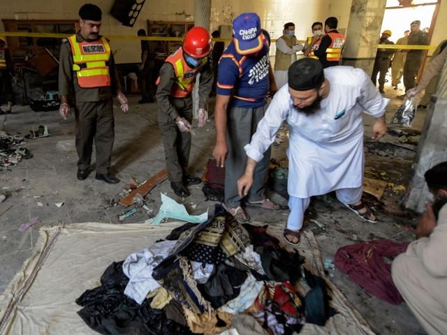 امن عمل کو سبوتاژ نہیں کرنے دیں گے، محمود خان فوٹو: فائل