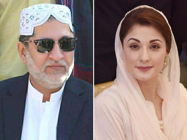 ملاقات میں دونوں رہنماؤں کا موجودہ سیاسی صورت حال پر تبادلہ خیال۔