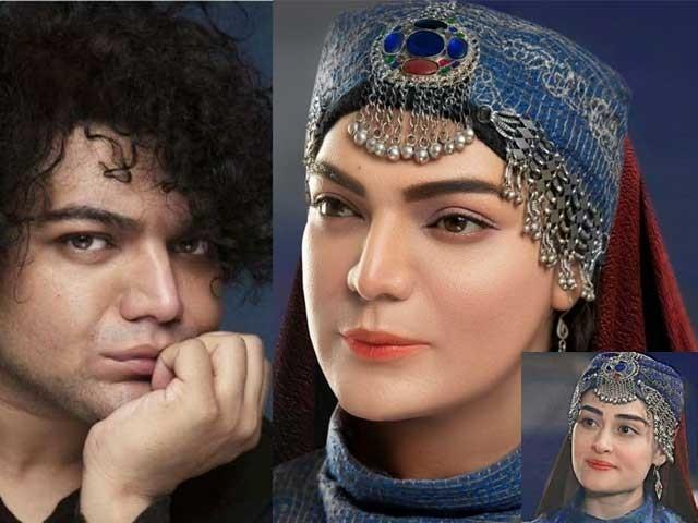 حلیمہ سلطان متاثر کن کردار کو خراج تحسین پیش پیشہینوں ، شعیب خان فوٹوانسٹاگرام