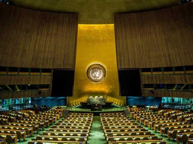 اقوام متحدہ کے اتحاد برائے تہذیب کے نمائندہ اعلیٰ مگیل اینجل موراتینو نے گستاخانہ خاکوں سے متعلق بڑھتی ہوئی کشیدگی پر گہری تشویش کا اظہار کیا ہے(فوٹو، فائل)