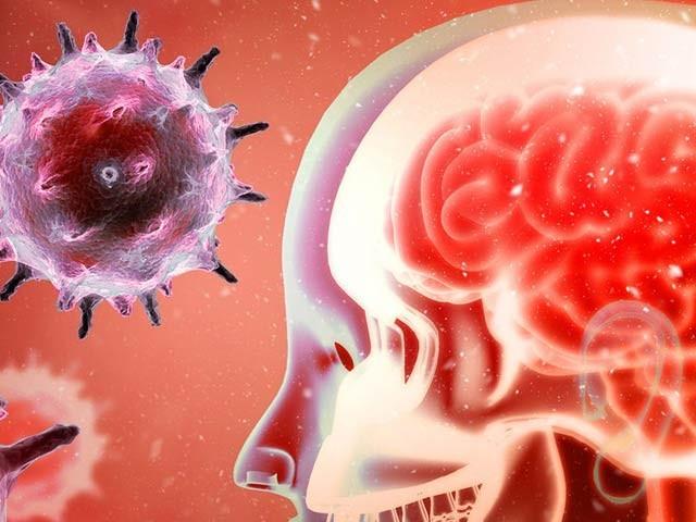 کورونا وائرس سے متاثرہ 84 ہزار افراد کی ذہنی و دماغی صلاحیت میں کمی اور عمررسیدگی نوٹ کی گئی ہے۔ فوٹو: فائل