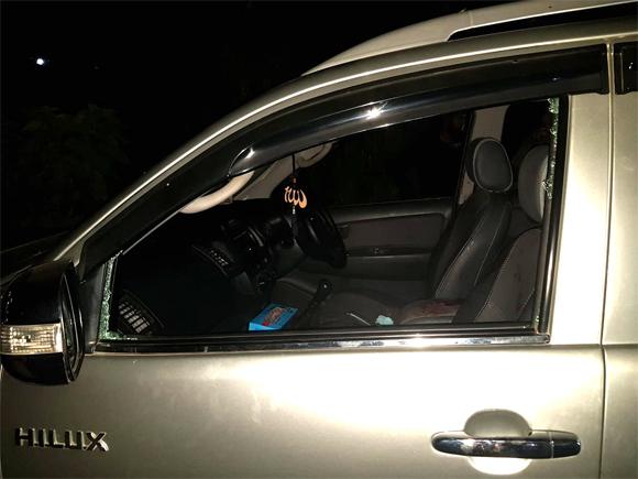 Molana adil killed car firing in karachi shah faisal colony 3