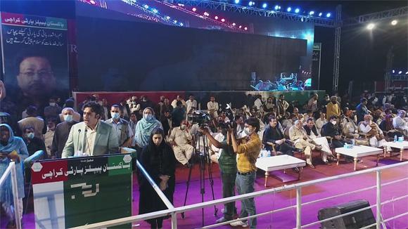 PDM Karachi 18 Oct jalsa 12