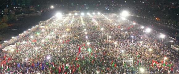 PDM Karachi 18 Oct jalsa