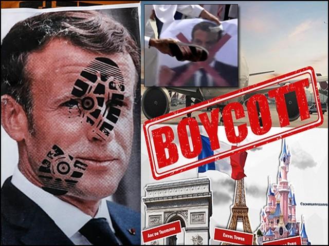 فرانس میں ہونے والے واقعات پر پوری دنیا کے مسلمان سراپا احتجاج ہیں۔ (فوٹو: فائل)