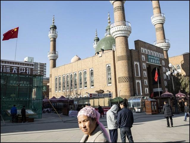 سنکیانگ میں مساجد کی مرمت اور تعمیر کو بڑی اہمیت دی جاتی ہے۔ (فوٹو: انٹرنیٹ)