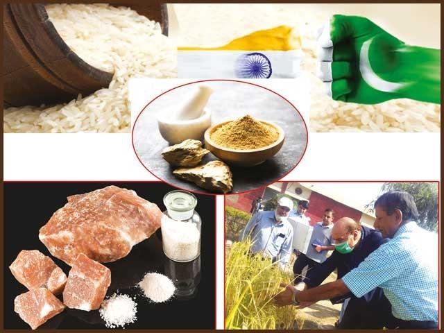 سرزمین پنجاب کے عالمی شہرت یافتہ غذائی تحفے پر مودی سرکار اپنی اجارہ داری قائم کرنے کی کوشش کرنے لگی،خصوصی رپورٹ۔ فوٹو : فائل