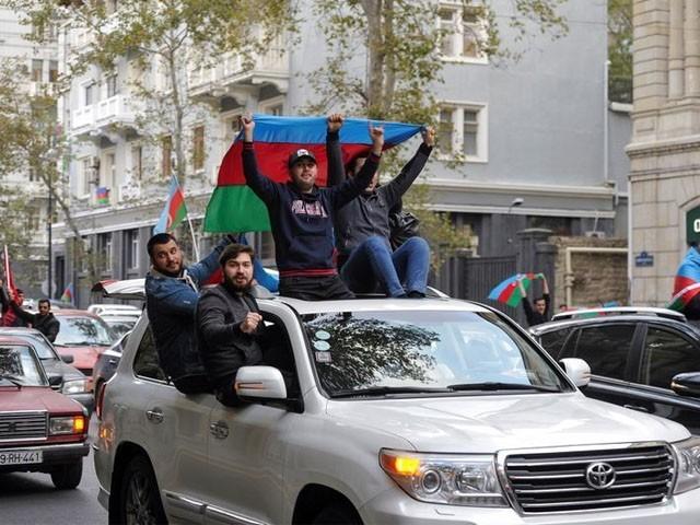 آذربائیجان کے تمام علاقے آرمینیا یکم دسمبر تک واپس کردے گا، فوٹو : فائل