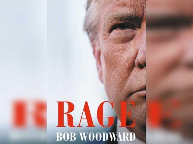واٹرگیٹ اسکینڈل بے نقاب کرنے والے معروف امریکی صحافی کی کتاب '' RAGE '' ٹرمپ کے دورصدارت کے بارے میں کیا بیان کرتی ہے؟فوٹو : فائل
