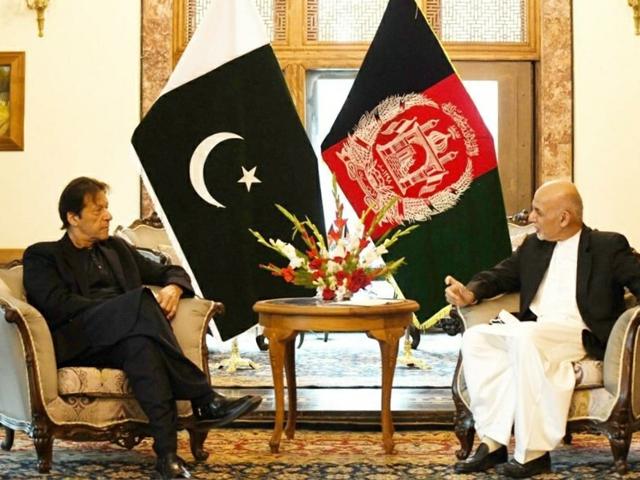 افغانستان میں تنازعات کا کوئی فوجی حل نہیں، وزیراعظم عمران خان