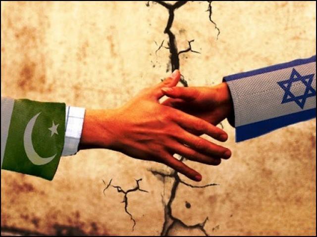 عوامی حلقوں میں پاکستان-اسرائیل تعلقات ہمیشہ سے ہی شدید ناپسندیدہ سمجھے جاتے ہیں۔ (فوٹو: انٹرنیٹ)