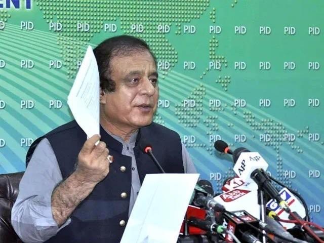 اپوزیشن غیر ذمہ داری کا ثبوت دینے پر تلی ہوئی ہے، وفاقی وزیر اطلاعات