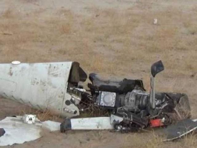 گزشتہ روز بھی حوثی باغیوں نے الحدیدہ میں 8 ڈرون طیارے فضا میں چھوڑے تھے، کرنل المالکی (فوٹو : فائل)