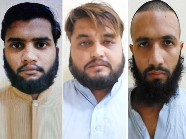 گرفتار دہشت گرد کراچی میں دہشت گردی کرنا چاہتے تھے، ترجمان رینجرز ۔ فوٹو : ایکسپریس