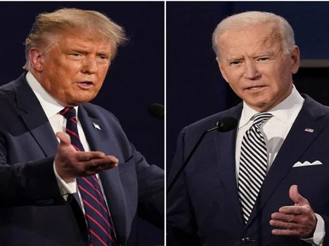 امریکی جنرل ایڈمنسٹریشن نے جوبائیڈن کو صدر ٹرمپ کے فیصلے سے آگاہ کردیا، فوٹو : فائل