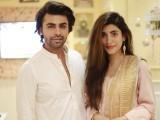 اداکارہ عروہ حسین اور گلوکار فرحان سعید 2016ء میں رشتہ ازدواج میں منسلک ہوئے تھے (فوٹو: فائل)