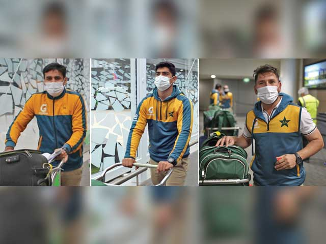 دوسرے گروپ سے ملاقات پر سختی سے پابندی،14روزہ قرنطینہ کے بعد ساتھ ٹریننگ ممکن ہوگی۔ فوٹو: فائل
