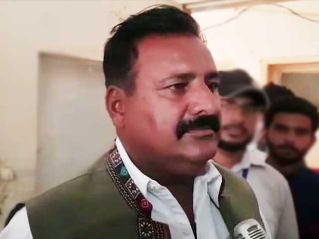 اے ایس آئی محمد بخش کی خدمات کراچی رینج کے سپرد