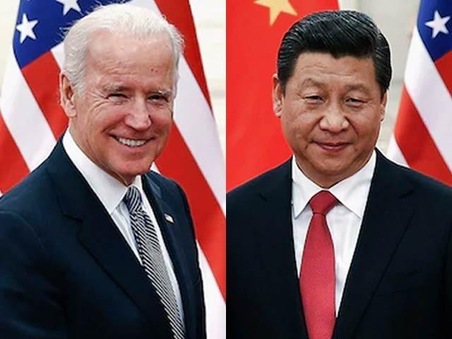 چین نے نو منتخب صدر جو بائیڈن کو بہت تاخیر سے مبارک باد دی ہے (فوٹو فائل)