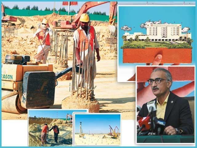 سندھ اور بلوچستان کے عوام کو گھر کے قریب جدید ترین طبی سہولیات حاصل ہوگی۔ ڈاکٹر محمد عاصم یوسف