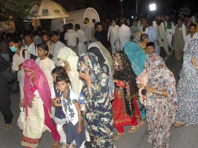 پاکستانی حکومت بھارت میں ہمارے 11 ہندو شہریوں کے قتل کا مواخذہ کرے، پاکستانی ہندوؤں کا مطالبہ۔ فوٹو:فائل