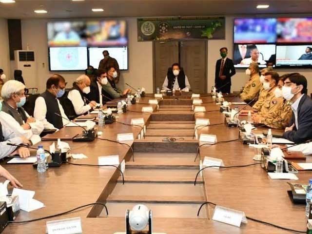 کراچی کے مسائل کا مستقل بنیادوں پر حل انتہائی ضروری ہے، وزیراعظم ۔ فوٹو : فائل