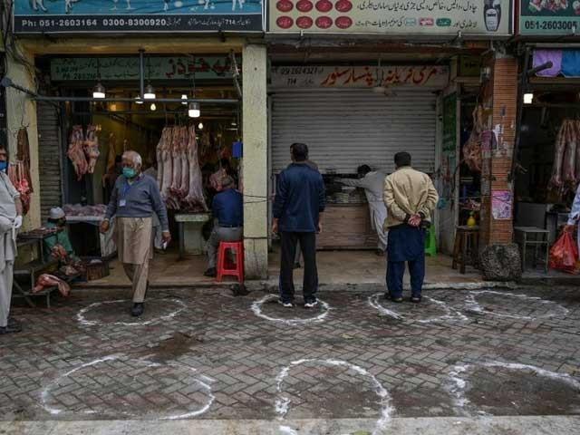 امید ہے کہ مارکیٹس تنظیمیں ایس او پیز پر عمل درآمد کو یقینی بنائیں گی ، ترجمان حکومت سندھ۔ فوٹو : فائل