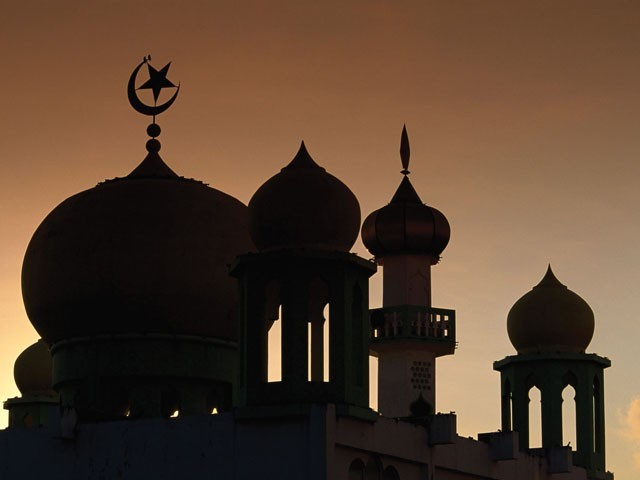پاکستانی نژاد 33 سالہ لقمان پاکستانی مسجد کے پیش امام تھے، فوٹو : فائل