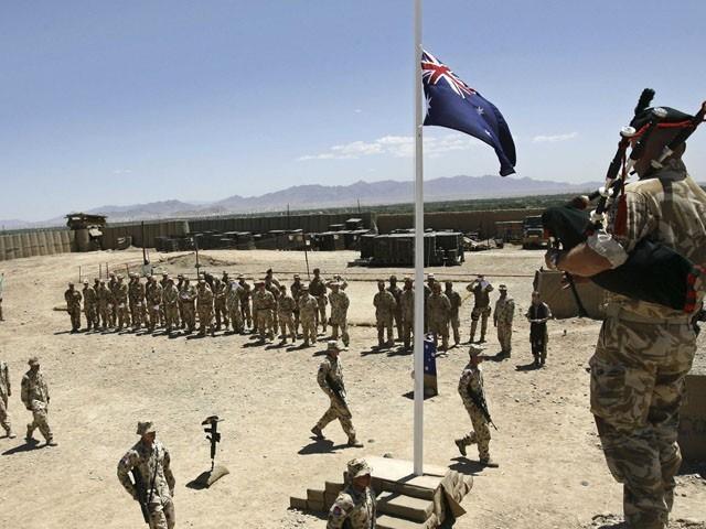 آسٹریلوی فوجیوں کے افغانستان میں جنگی جرائم میں ملوث ہونے کے ثبوت مل گئے، فوٹو رائٹرز