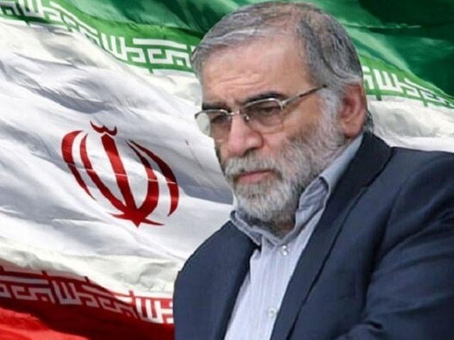ایران نے قتل کی ذمہ داری اسرائیل پر عائد کی ہے، فوٹو: فائل