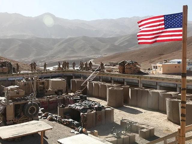 یہ فوجی اڈے طالبان سے امن معاہدے کے بعد بند کیے گئے، امریکی اخبار کا دعویٰ (فوٹو: فائل)
