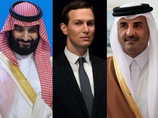 جیرڈ کُشنر امیر قطر اور سعودی ولی عہد سے ملاقات کریں گے، فوٹو : فائل