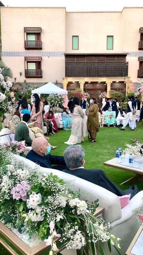 Bakhtawer Bhutto zardari and Mehmood 6