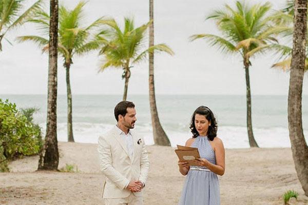 دلہن برازیل کے بغیر دلہن کی شادی