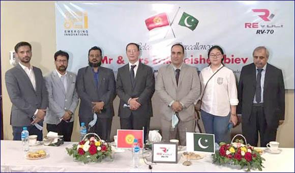 Pak China 14 M worth trade agreement 2