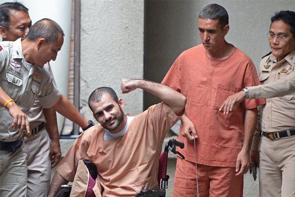 ایرانی شہریوں کو تھائی لینڈ میں اسرائیلی سفارت کاروں پر بم دھماکے کے الزام میں 2012 میں سزا ہوئی تھی
