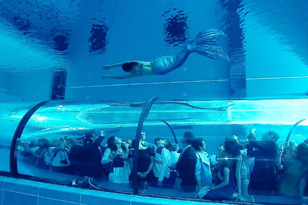 world deepest Swimming pool 2