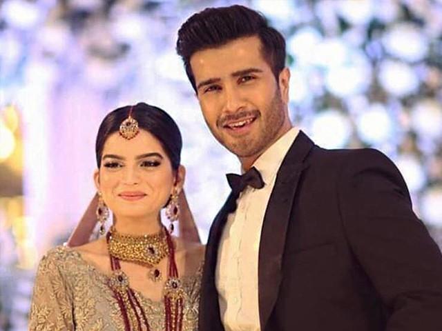 فیروز خان اور علیزہ فاطمہ کی 2 سال قبل شادی تھی تھی اور دونوں کا ایک بیٹا بھی تھا