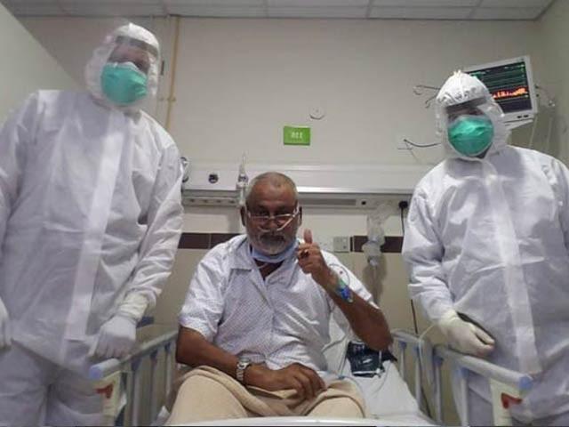 کورونا وائرس وبا کی روک تھام کے اقدامات پاکستان عالمی سطح پر ہیں (فوٹو ، فائل)