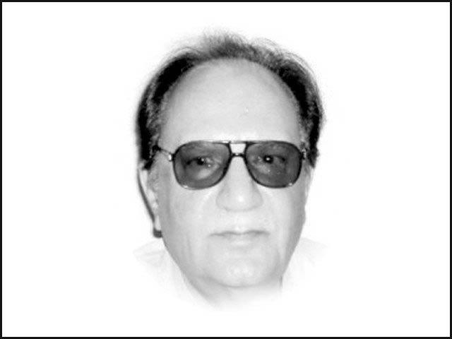 عبد القادر حسن گردوں کے عارضے میں مبتلا تھے۔ فوٹو:فائل