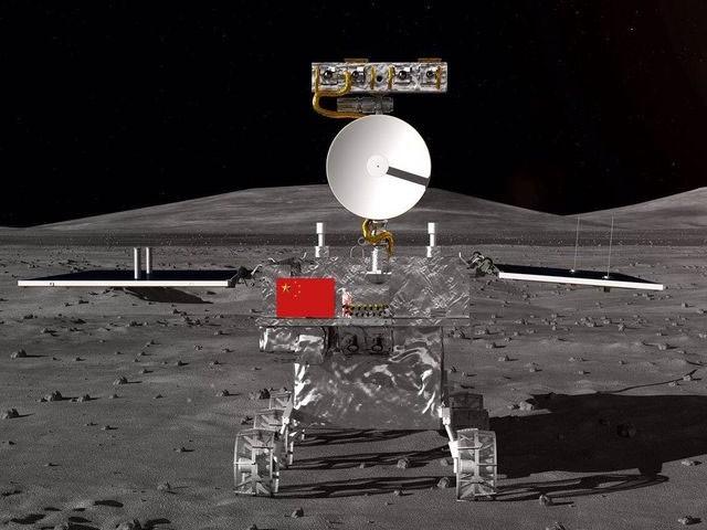 چین کا خلائی مشن 16 یا 17 دسمبر کو زمین پر واپس پہنچے گا، فوٹو : ٹویٹر